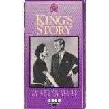 A King's Story [VHS]
