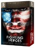 Fighting Heroes 5 Movie Box Set (Run Silent, Run Deep, Beach Red, Beachhead, The Devil's Brigade, The Bridge at Remagen)