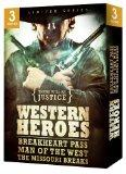 Western Heroes Gift Box Set (Breakheart Pass/Man of the West/The Missouri Breaks