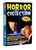 Horror Collection-15 films: Night of The Living Dead, Horror Hotel, House on Haunted Hill, S...