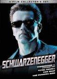 Schwarzenegger Collection (Terminator 2: Judgment Day / Total Recall / Red Heat / The Runnin...