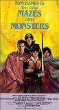 Rona Jaffe's Mazes & Monsters [VHS]