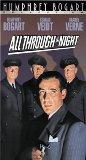 All Through the Night [VHS]
