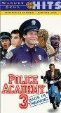 Police Academy 3 [VHS]