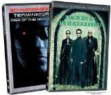 Terminator 3 - Rise of The Machines (Full Screen Edition) / Matrix Reloaded (Full Screen Edi...