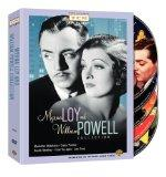 Myrna Loy and William Powell Collection (Manhattan Melodrama / Evelyn Prentice / Double Wedd...