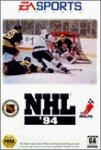 NHL Hockey '94 - Sega Genesis