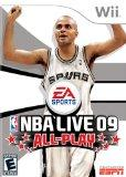 NBA Live 09 All-Play - Nintendo Wii