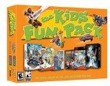The Kids Fun Pack: Lego Racers 2 / Lego Island 2 / Sim City 2000 / Streets of Sim City / Bio...