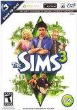 The Sims 3 (3 Ways to Play Box - Xbox 360, Apple App & PC Versions)