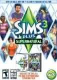 Sims 3 Plus Supernatural Expansion Pack - Windows