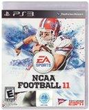 NCAA Football 11 - Playstation 3