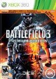 Battlefield 3 Premium Edition -Xbox 360