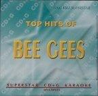 Bee Gees Greatest Hits Karaoke CD+G Superstar Sound Tracks