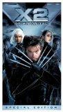 X2 - X-Men United [VHS]