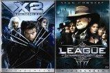 The League of Extraordinary Gentlemen (LXG) / X2 - X-Men United
