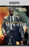 Man on Fire (D-VHS)