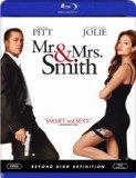 Mr & Mrs Smith [Blu-ray]
