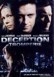 Deception / Tromperie [DVD] (2008) Hugh Jackman; Ewan McGregor