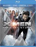 X-Men: The Last Stand (Blu-ray/DVD Combo + Digital Copy)