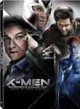 X-Men: Experience Collection (X-Men / X2: X-Men United / X-Men: The Last Stand / X-Men: Firs...