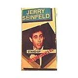 Jerry Seinfeld: Stand-Up Confidential [VHS]