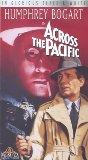 Across the Pacific [VHS]