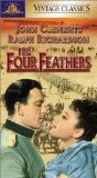 The Four Feathers [VHS]
