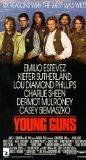 Young Guns [VHS]