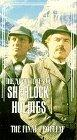 The Adventures of Sherlock Holmes - The Final Problem [VHS]