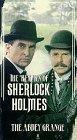 Sherlock Holmes: Abbey Grange [VHS]