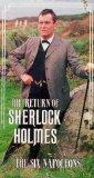 Sherlock Holmes: Six Napoleons [VHS]