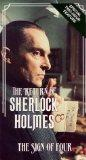The Return of Sherlock Holmes - The Sign of Four [VHS]