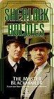 Sherlock Holmes - The Master Blackmailer [VHS]