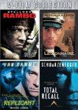 Four-Film Collection (Rambo / Legionnaire / Replicant / Tot