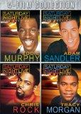 Best of SNL Four-Pack (Eddie Murphy / Chris Rock / Tracy Morgan / Adam Sandler)