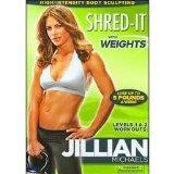 Jillian Michaels-Shred It With Weights