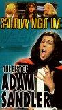 Saturday Night Live: Best of Adam Sandler [VHS]