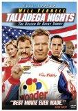 Talladega Nights: The Ballad of Ricky Bobby (PG-13 Fullscreen Edition)