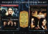 Angels & Demons / The Da Vinci Code (5-Disc Limited Edition Set)