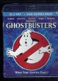 Ghostbusters Combo Pack (Blu-Ray/DVD)