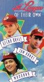 A League of Their Own [VHS]