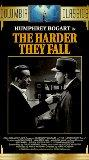 The Harder They Fall [VHS]
