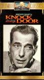Knock on Any Door [VHS]