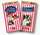 The Natural/A League of Their Own [VHS]