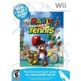 New Play Control! Mario Power Tennis - Nintendo Wii