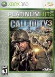 Call of Duty 3 Platinum Hits