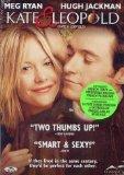 Kate & Leopold [DVD] (2005) Meg Ryan; Hugh Jackman; Liev Schreiber; Philip Bosco