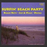 Beach Boys / Jan & Dean / Deltas - Surfin' Beach Party