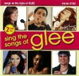 Sing The Songs of Glee, Vol. 1 - Karaoke CD